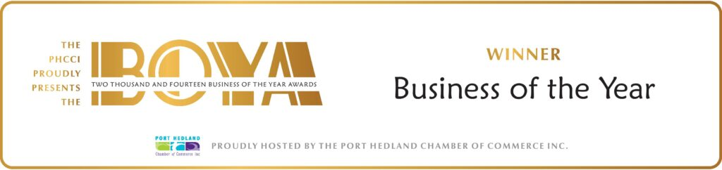 BOYA 2014 Business of the Year